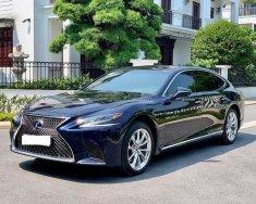 Bán ô tô Lexus LS năm sản xuất 2017, màu xanh lam, xe nhập giá 6 tỷ 900 tr tại Hà Nội