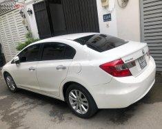 Chính chủ bán Honda Civic năm sản xuất 2014, màu trắng, giá chỉ 570 triệu giá 570 triệu tại Tp.HCM