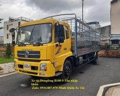 Giá bán xe tải Dongfeng B180 9 tấn, thùng dài 7,5m nhập khẩu giá 920 triệu tại Tp.HCM