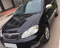 Cần bán Corola Altis 2005 số sàn, màu Đen xe zin Cọp giá 323 triệu tại Tp.HCM