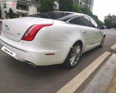 Bán Jaguar XJ năm sản xuất 2011, màu trắng, nhập khẩu giá 1 tỷ 850 tr tại Tp.HCM