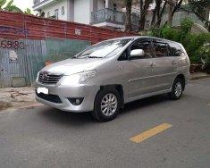 Bán xe Toyota Innova G sản xuất năm 2013, số tự động giá 485 triệu tại Tp.HCM