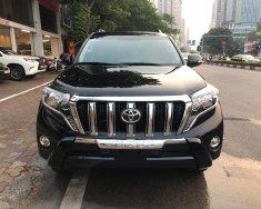 Bán Toyota Land Cruiser Prado đời 2017, màu đen, nhập khẩu chính hãng giá cạnh tranh giá Giá thỏa thuận tại Hà Nội