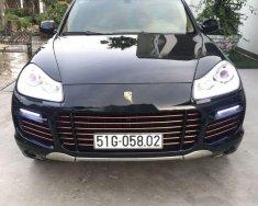 Bán Porsche Cayenne năm 2008, màu đen giá 750 triệu tại Tp.HCM
