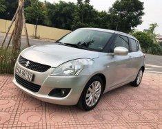 Cần bán xe Suzuki Swift đời 2013, màu bạc, nhập khẩu nguyên chiếc, giá tốt giá 380 triệu tại Hà Nội