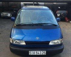Cần bán Toyota Previa đời 1991, màu xanh lam, xe nhập giá 120 triệu tại Tp.HCM