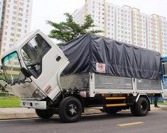 Xe tải Isuzu 3.49t thùng bat, đời mới, hỗ trợ vay vốn giá 520 triệu tại Tp.HCM