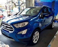 Bán Ford Ecosport 2019, ưu đãi lên đến 70tr, NH hỗ trợ 80%, giao xe ngay, tận nhà giá 495 triệu tại Tp.HCM