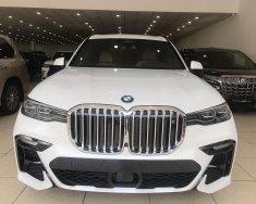 Bán BMW X7 Msport phiên bản thể thao cao cấp nhất,Model 2020,Nhập Nguyên chiếc , xe giao ngay. giá 7 tỷ 120 tr tại Hà Nội