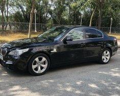 Gia đình bán BMW 530i đời 2007, màu đen, nhập khẩu giá 400 triệu tại Tp.HCM