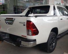 Bán Toyota Hilux 2.8G 4x4 AT 2019, màu trắng, nhập khẩu   giá 858 triệu tại Hà Nội