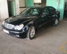 Bán Mercedes C200 năm sản xuất 2002, số sàn, phun xăng điện tử giá 95 triệu tại Tp.HCM