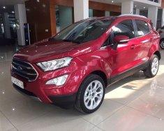 Bán Ford EcoSport 2019, màu đỏ, nhập khẩu giá 545 triệu tại Tp.HCM