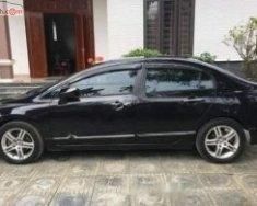 Bán Honda Civic 2.0 AT năm 2013, màu đen giá 555 triệu tại Phú Yên