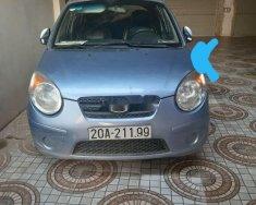 Chính chủ bán Kia Picanto đời 2007, màu xanh lam, nhập khẩu giá 155 triệu tại Thái Nguyên