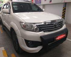 Cần bán gấp Toyota Fortuner TRD đời 2015, màu trắng, số tự động, giá tốt giá 840 triệu tại Tp.HCM