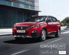 Bán ô tô Peugeot 3008 đời 2019, màu đỏ giá 1 tỷ 199 tr tại Hà Nội