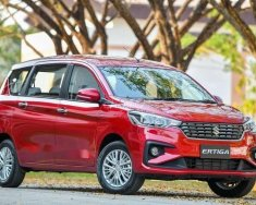 Bán ô tô Suzuki Ertiga sản xuất 2019, màu đỏ, xe nhập, giá tốt giá 499 triệu tại Cần Thơ