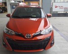 Bán Toyota Yaris 1.5G năm sản xuất 2019, xe nhập, giá 650tr giá 650 triệu tại Hà Nội