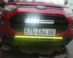 Bán xe Ford EcoSport MT sản xuất năm 2017, màu đỏ, nhập khẩu giá 450 triệu tại Tp.HCM