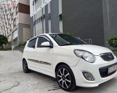 Cần bán Kia Morning sản xuất 2011, màu trắng  giá 225 triệu tại Tp.HCM