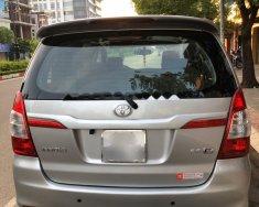 Cần bán xe Toyota Innova 2.0 E đời 2015, màu bạc số sàn giá 545 triệu tại BR-Vũng Tàu