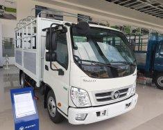 Bán xe tải 2.4 tấn, thùng mui bạc, trả trước 120 tr lăn bánh giá 350 triệu tại BR-Vũng Tàu