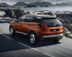 Bán ô tô Peugeot 3008 all-new 2019, màu nâu, siêu ưu đãi giá 1 tỷ 199 tr tại Hà Nội
