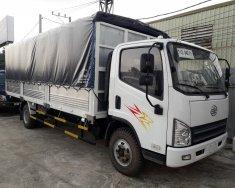 Bán xe tải 8 tấn thùng dài 6m3, màu trắng, máy Hyundai ga cơ giá 450 triệu tại Bình Dương
