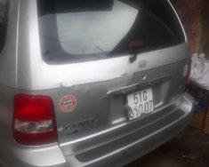 Bán Kia Carnival GS 2.5 MT 2006, màu bạc xe gia đình giá 199 triệu tại Tp.HCM