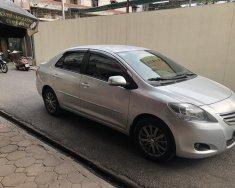 Bán xe Toyota Vios 1.5E SX cuối 2013, màu ghi bạc, một chủ sử dụng từ đầu giá 290 triệu tại Hà Nội