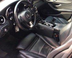 Bán ô tô Mercedes C 200 năm sản xuất 2015, màu đen giá 950 triệu tại Tp.HCM