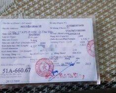Cần bán xe Daewoo Lanos sản xuất năm 2000, biển Sài Gòn giá 65 triệu tại Bình Thuận
