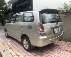 Bán xe Toyota Innova sản xuất 2007, màu bạc chính chủ giá 320 triệu tại Khánh Hòa