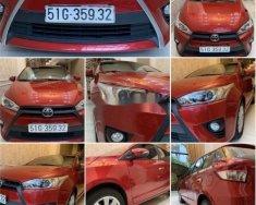 Bán Toyota Yaris AT 2017, màu đỏ, nhập khẩu  giá 600 triệu tại Tp.HCM