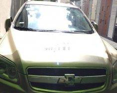 Cần bán lại xe Chevrolet Captiva đời 2008, màu vàng xe gia đình giá 285 triệu tại Tp.HCM