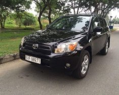 Bán xe Toyota RAV4 2007, màu đen, nhập khẩu nguyên chiếc như mới giá 469 triệu tại Tp.HCM