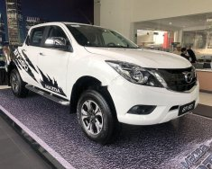 Cần bán Mazda BT 50 năm 2019, màu trắng giá 580 triệu tại Tp.HCM