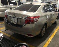 Bán Toyota Vios E sản xuất năm 2017 xe gia đình giá 489 triệu tại Tp.HCM
