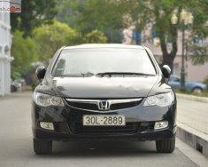 Bán Honda Civic đời 2008, màu đen, giá chỉ 355 triệu giá 355 triệu tại Hà Nội