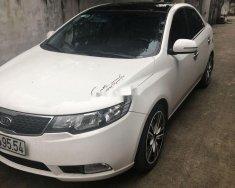 Bán Kia Forte 1.6AT 2011, màu trắng, nhập khẩu nguyên chiếc  giá 370 triệu tại Hưng Yên