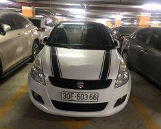 Cần bán lại xe Suzuki Swift đời 2014, màu trắng chính chủ giá 390 triệu tại Hà Nội