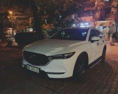 Bán Mazda CX 5 đời 2018, màu trắng chính chủ giá 825 triệu tại Hà Nội