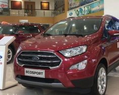 Bán xe Ford EcoSport Titanium 1.5L AT năm sản xuất 2019, màu đỏ giá 595 triệu tại Nghệ An