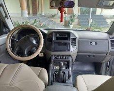 Cần bán gấp Mitsubishi Pajero sản xuất năm 2004, màu bạc, xe nhập giá 180 triệu tại Thanh Hóa