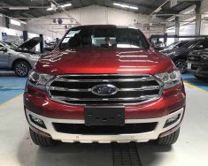 Ford Everest Titanium 4x2 AT 2019. Chương trình giảm giá đặc biệt cuối năm giá 1 tỷ 112 tr tại Hà Nội