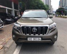 Cần bán lại xe Toyota Land Cruiser Prado đời 2017, nhập khẩu chính hãng giá Giá thỏa thuận tại Hà Nội