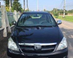 Bán xe Toyota Innova đời 2007, màu đen chính chủ giá 315 triệu tại Tây Ninh