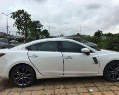 Bán xe Mazda 6 2.5 năm 2019, màu trắng, chính chủ giá 1 tỷ 100 tr tại Tp.HCM