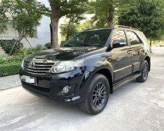 Bán ô tô Toyota Fortuner 4x4 năm sản xuất 2014, màu đen, chính chủ giá 658 triệu tại Hà Nội